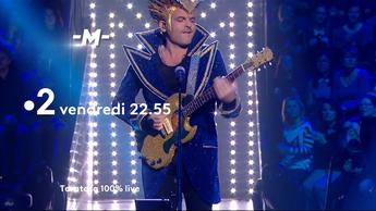 Bande Annonce Taratata - France 2 - Vendredi 29 Mars 22h55