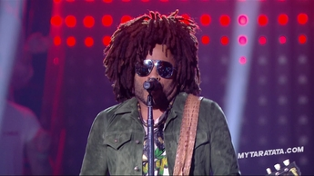 "Lenny Kravitz ""American Woman / Get Up, Stand Up"" (Bob Marley) (2018)"
