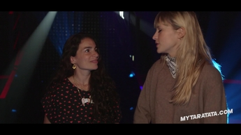 Les coulisses des répètes avec Angèle & Yael Naim (2018)