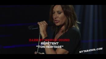 Les coulisses des répètes avec Zazie & Marvin Jouno (2018)