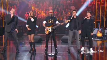 "Zazie / Patrick Bruel / Garou / Marc Lavoine / Pascal Obispo ""Allumer Le Feu"""