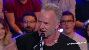 """Sting """"Message In A Bottle"""" (2019)"""