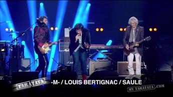 Teaser Taratata N°473 -M-, Louis Bertignac, Féfé, Saule (Diff 6/12/13)