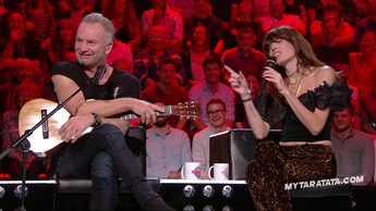 Interview Sting / Lou Doillon (2019)