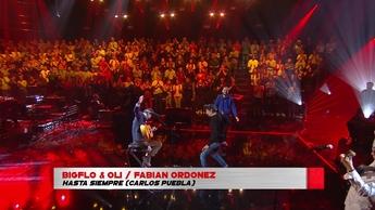 """Bigflo & Oli / Fabian Ordonez """"Hasta Siempre"""" (Carlos Puebla) (2019)"""