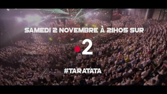 Taratata 100% Live au Zénith de Lille : Montage de la scène (Timelapse) (11/19)