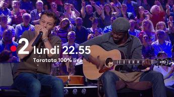 Bande Annonce Taratata - France 2 - Lundi 4 novembre 2019