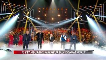 """V. Sanson, A. Souchon, -M-, M. Jonasz, L. Voulzy """"Celui Qui Chante"""""""