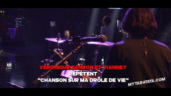 Les coulisses des répètes avec Véronique Sanson & Vianney (2019)