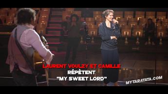 Les coulisses des répètes avec Laurent Voulzy & Camille (2019)