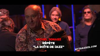Les coulisses des répètes avec Michel Jonasz (2019)