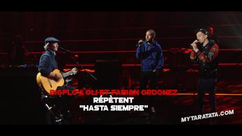 Les coulisses des répètes avec Bigflo & Oli & Fabian Ordonez (2019)