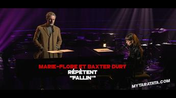 Les coulisses des répètes avec Marie-Flore et Baxter Dury (2019)
