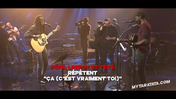 Les coulisses des répètes avec Féfé, Leeroy, Tété (2019)
