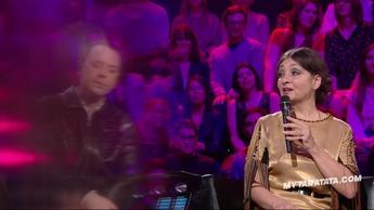 """Catherine Ringer """"Con Te Partiro"""" (Andrea Bocelli) (2020)"""