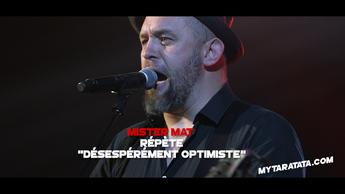 Les coulisses des répètes avec Mister Mat (2020)
