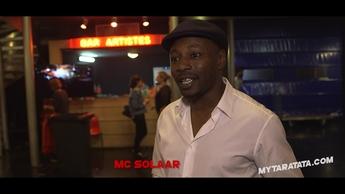 Répétitions des 25 Ans de Taratata avec MC Solaar, Slimane, Chilla, Féfé (2017)