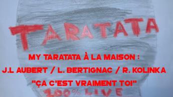 "MTALM : J.L Aubert / L. Bertignac / R. Kolinka ""Ça C'Est Vraiment Toi"""