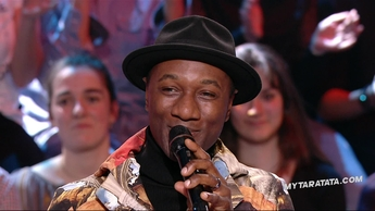Interview Aloe Blacc (Mars 2020)