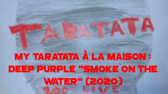 "My Taratata À La Maison : Deep Purple ""Smoke On The Water"" (2020)"