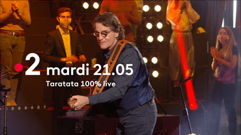 Bande Annonce Taratata - France 2 - Mardi 24 novembre 2020
