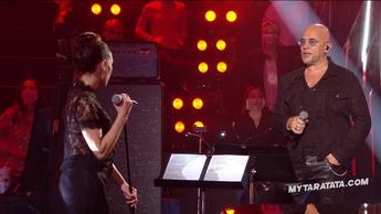 """Pascal Obispo / Olivia Ruiz """"Requiem Pour Un Con"""" (Serge Gainsbourg) (2020)"""