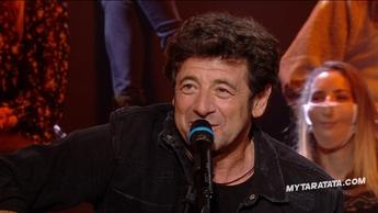 """Patrick Bruel """"Au Café Des Délices"""" (2020)"""
