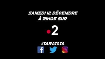 Teaser : Qui sera dans #Taratata le samedi 12 décembre 2020 sur France 2 ?
