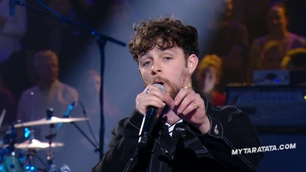 "Tom Grennan ""Found What I'Ve Been Looking For"" (2018)"