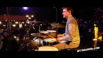 """Répétitions avec Damien Schmitt (Batteur) du Medley """"Rockollection"""" (2021)"""
