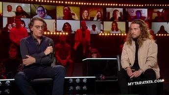 Interview Francis Cabrel / Julien Doré (2020)
