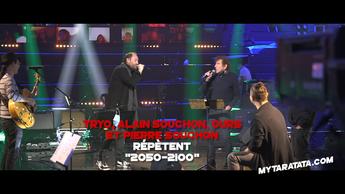 Les coulisses des répètes avec Tryo & Alain Souchon (2020)