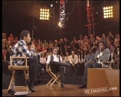 Interview Lenny Mc Daniel / Tonton David (1995)