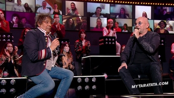 Interview Laurent Voulzy / Pascal Obispo (2021)