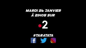 Teaser : Qui sera dans #Taratata le mardi 26 janvier 2021 sur France 2 ?