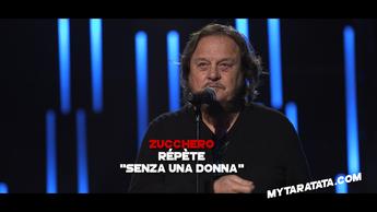 Les coulisses des répètes avec Zucchero de son Medley (2021)