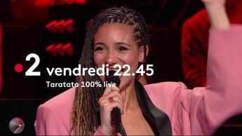 Bande Annonce Taratata - France 2 - Vendredi 30 avril 2021