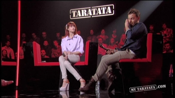 Interview Christophe Maé & Axelle Red (2012)