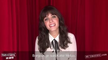 """My Taratata - Katie Melua - Gotye/Noemie Wolfs """"Somebody that I used to know"""""""