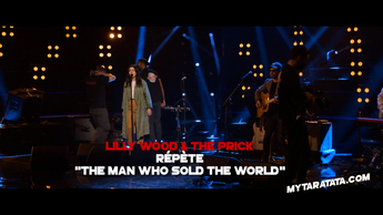 Les coulisses des répètes avec Lilly Wood & The Prick (2021)