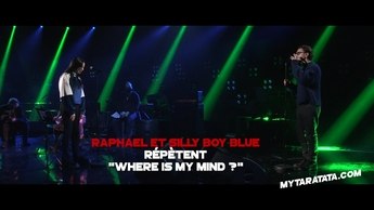 Les coulisses des répètes avec Raphael & Silly Boy Blue (2021)
