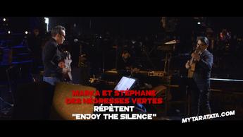 Les coulisses des répètes avec Marka & Stéfane Mellino (2021)