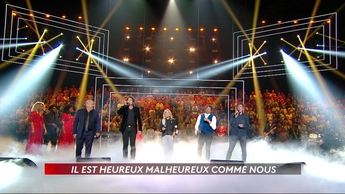 -M-, Alain Souchon, Laurent Voulzy, Michel Jonasz, Véronique Sanson