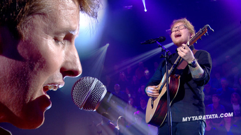 Ed Sheeran, James Blunt